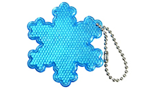 Reflective key chain