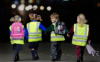 Children safety vests