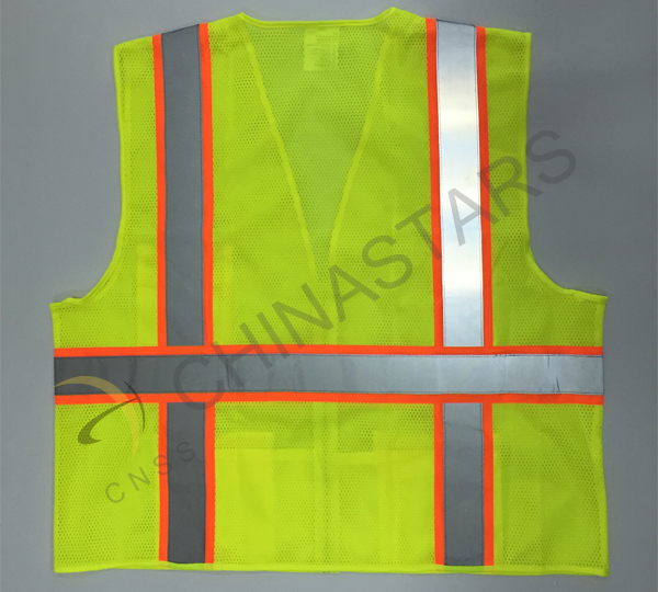 ANSI/ISEA 107-2010 for safety vest