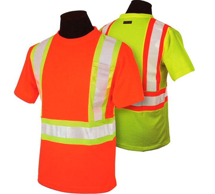 Maximum Comfort and Visibility with Hi Vis Work Shirts