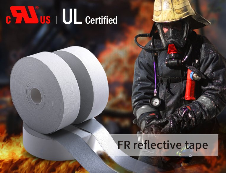 ul certified FR reflective tape