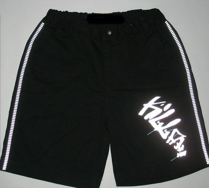 BEAT THE HEAT WITH HIGH VISIBILITY SHORTS