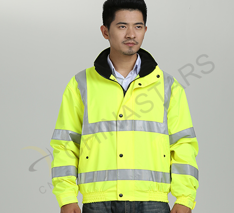 Why high visibility clothing always yellow or orange