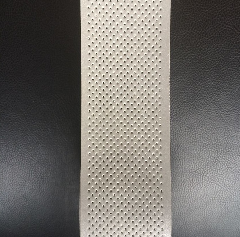 Perforated Reflective Tape Or Heat Transfer Film