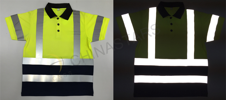 How do I take care of my reflective clothing