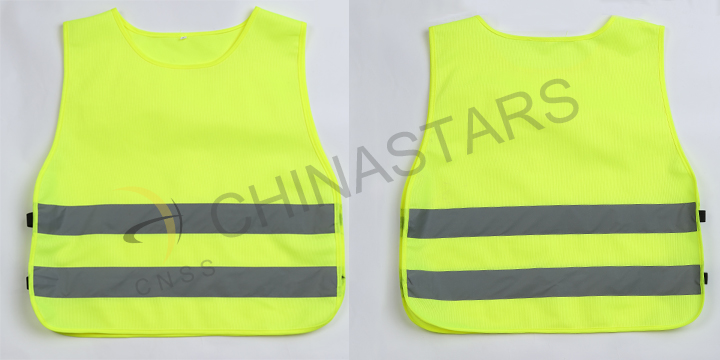 children reflective safety vest