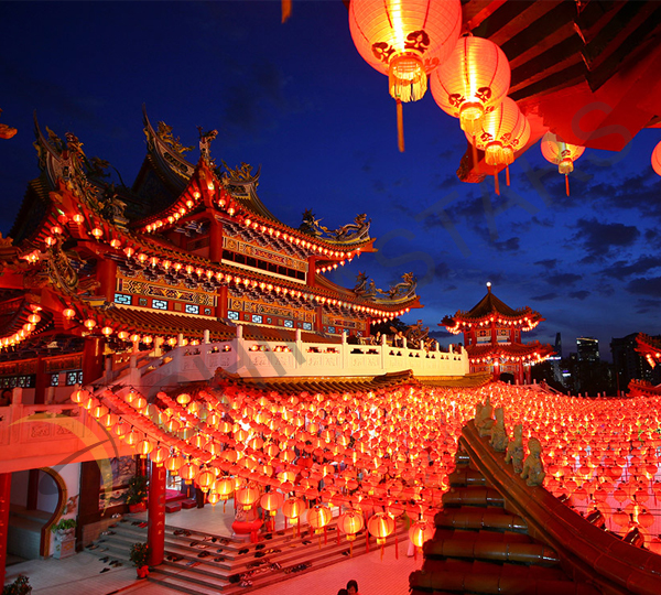 Know about Chinese New Year holiday