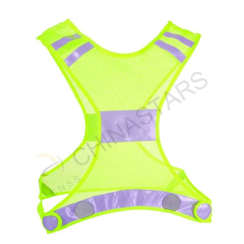 Importance of high visibility while exercising