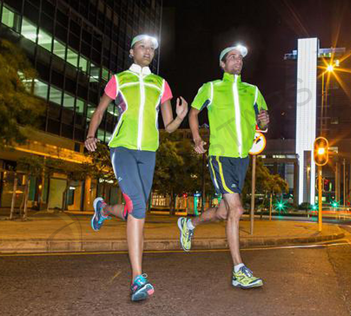 reflective vest for runner