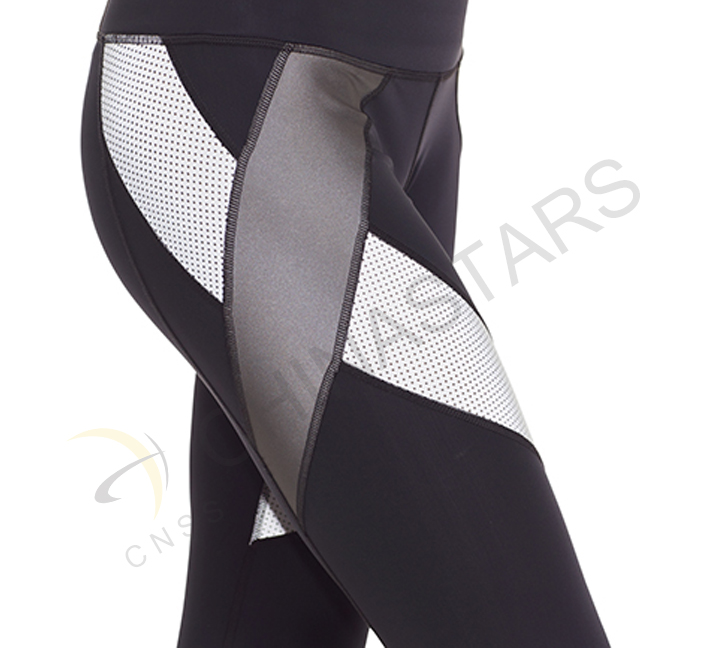 reflective sports legging