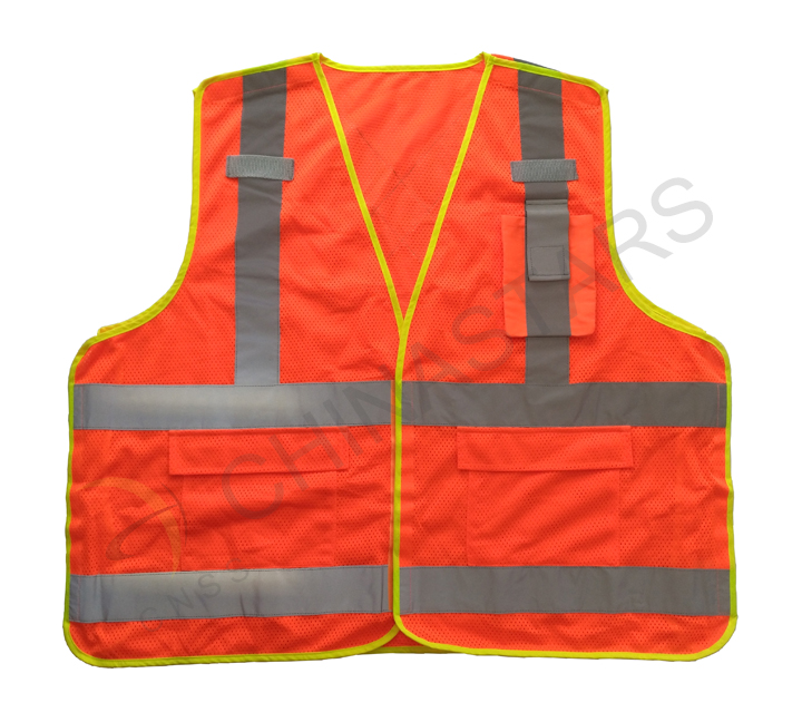 Chinastars get new certificate for safety vest