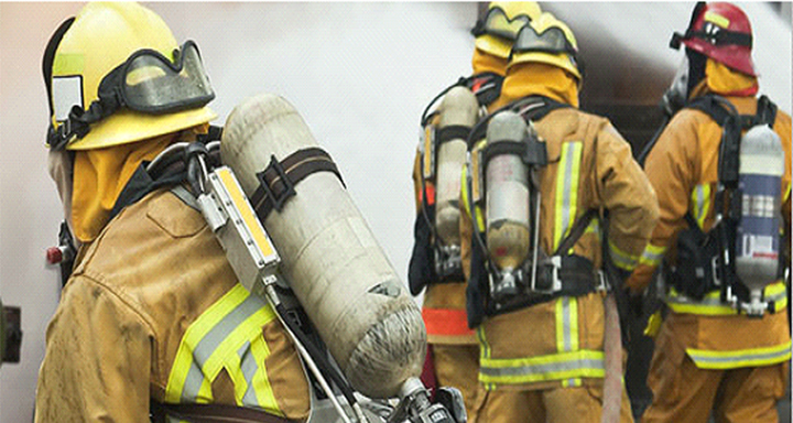 Reflective Solutions for Firefighters