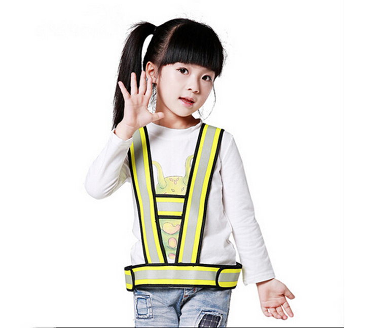 Students need to wear reflective vest