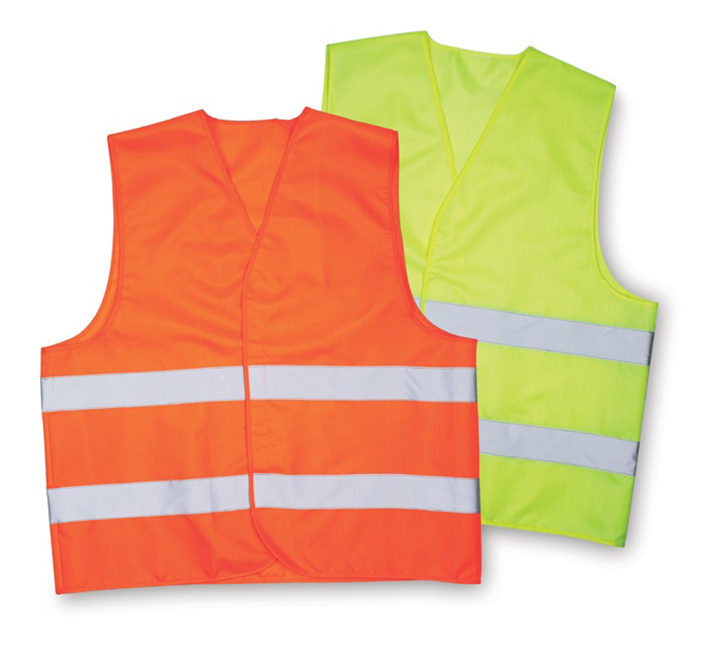 Reflective vests, to ensure the safety of employees