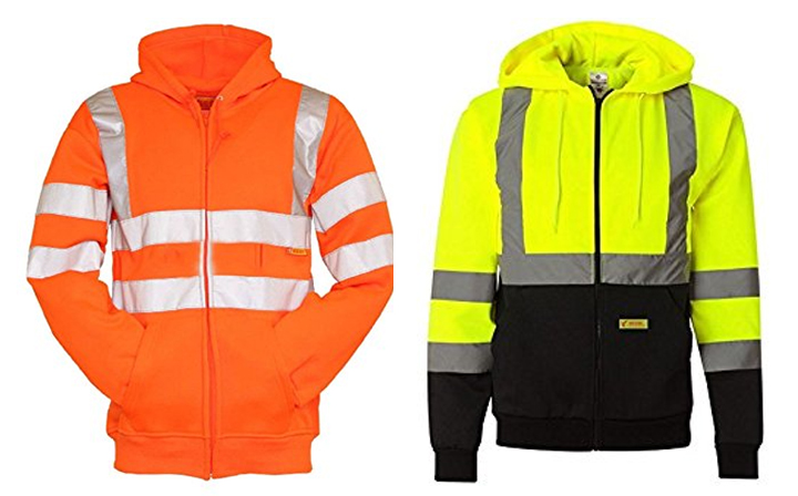 ANSI Class 3 High Visibility Hoodie