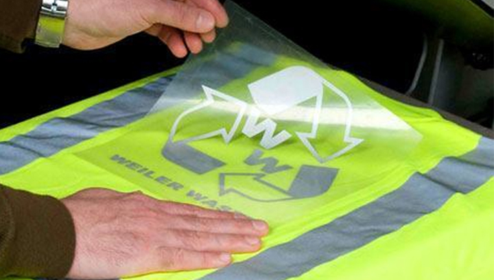 How to design with reflective heat transfer film