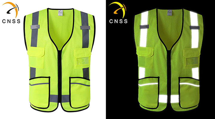 Reason of safety vests price difference