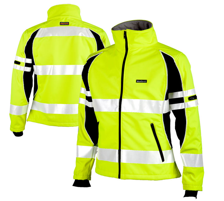 Fashionable and Security Engineering Safety Vest