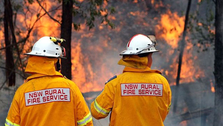 Australia braces for 'elevated' bushfire risk