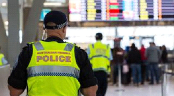 Australia tightens security checks on airport staff