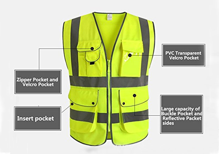 How to choose your safety vest