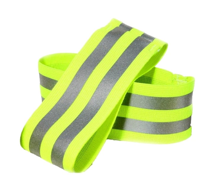 Reflective armband for children's safety