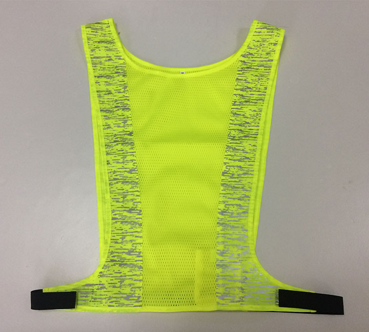 New Arrival Reflective Safety Vest for cyclist