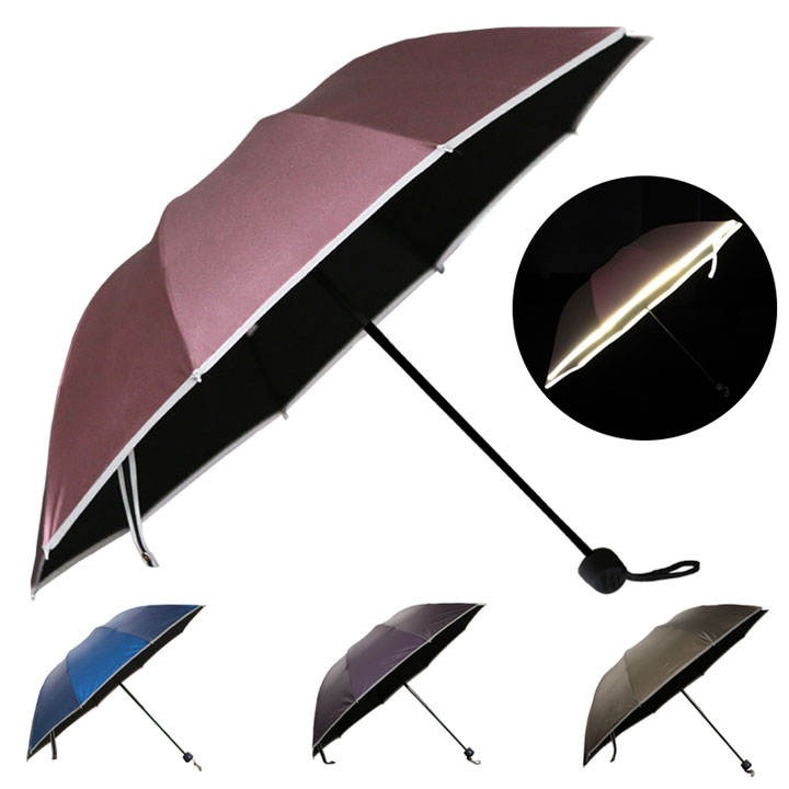 Reflective Umbrella keeps you safe and fashion