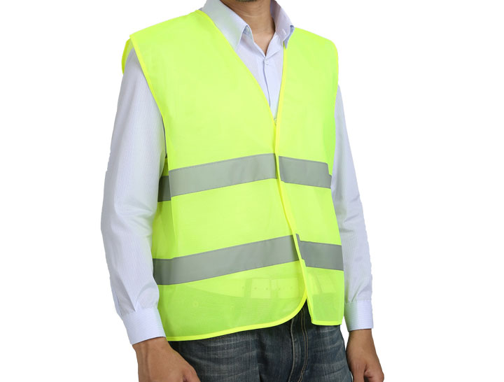 Safety vest is important to our life
