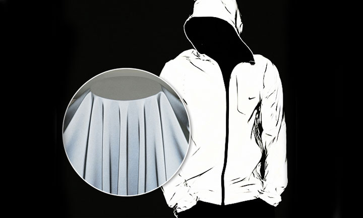 What is reflective fabric