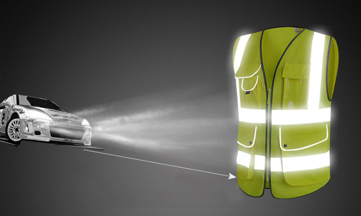 The advantages of safety vest