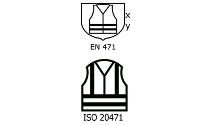 What is the difference between EN ISO 20471 and EN471