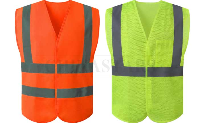 5 Popular Reflective Vests For North American Market