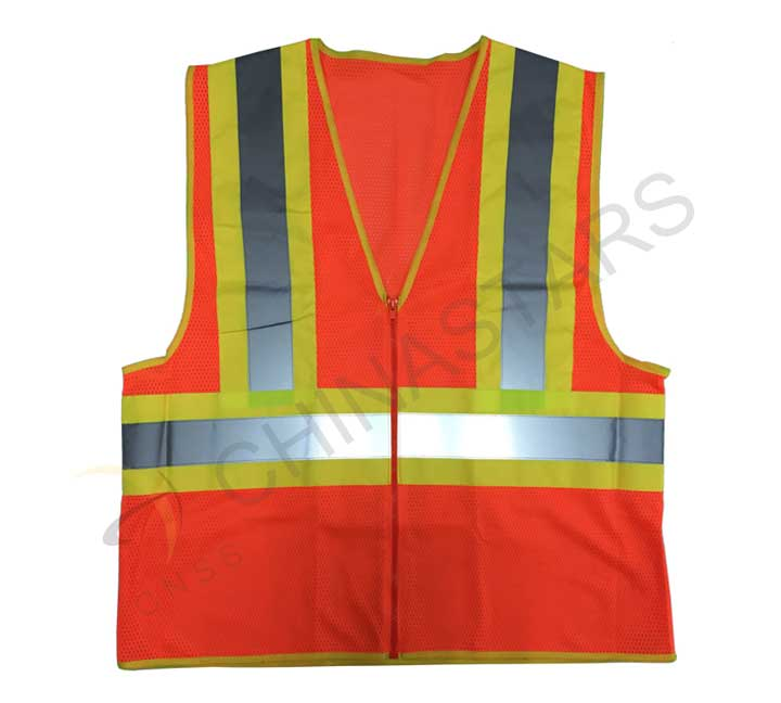 Hangzhou Shangcheng district add safety vest to their uniform