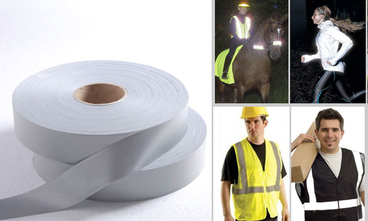 The role and use of reflective tape