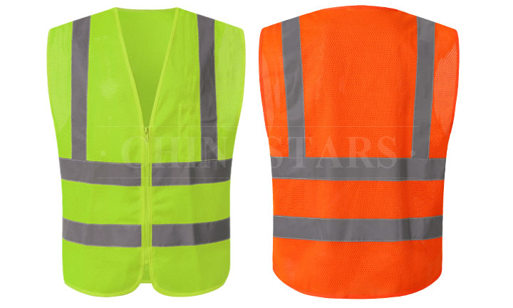What does Safety Vest mean
