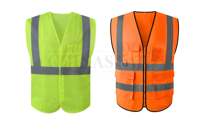 Why is the price difference of reflective vest so big