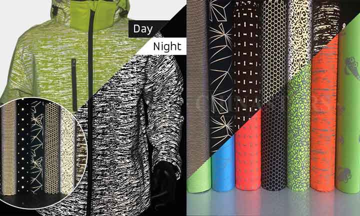Why reflective printing fabric becomes more and more popular