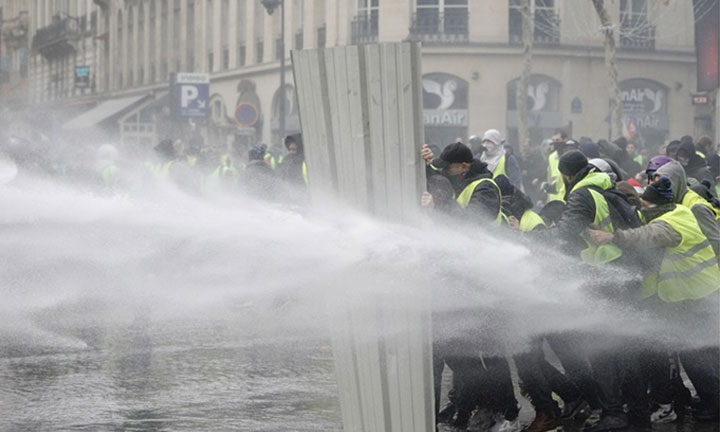 Yellow Vest campaign