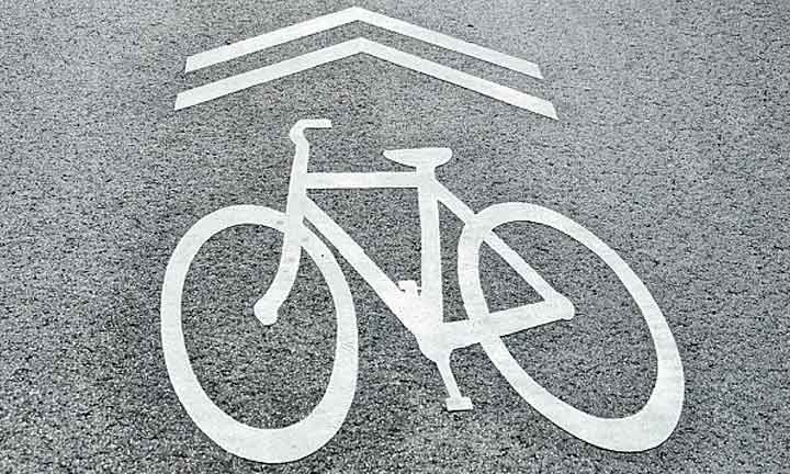 Cycling safely