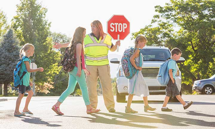 Road safety and back to school