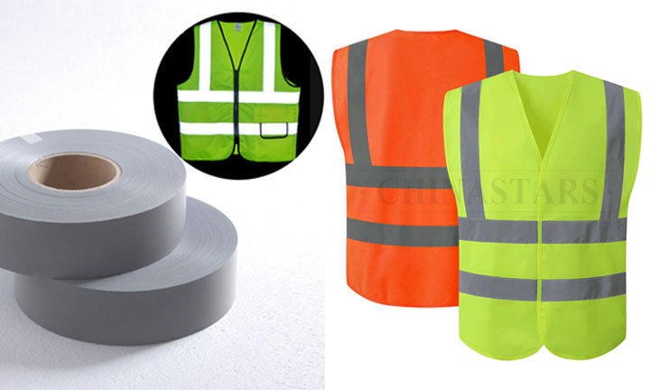 The info and rules of reflective safety jackets