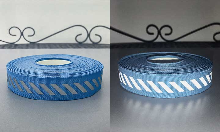 reflective ribbon