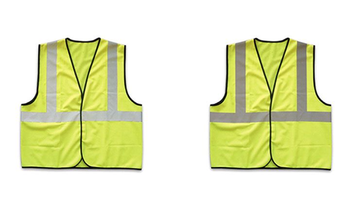 Difference between two same vests