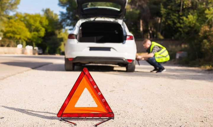How to call roadside assistance