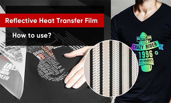 How to use reflective heat transfer film