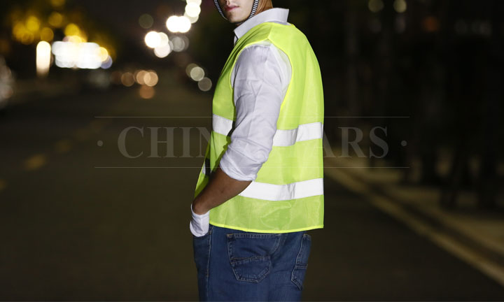 When do I have to wear the high visibility vest