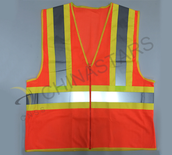 Reflective vest inspire better safety gears