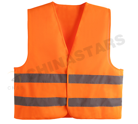 If I were a Sanitation Worker in reflective vest