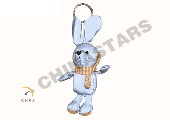 reflective rabbit toy